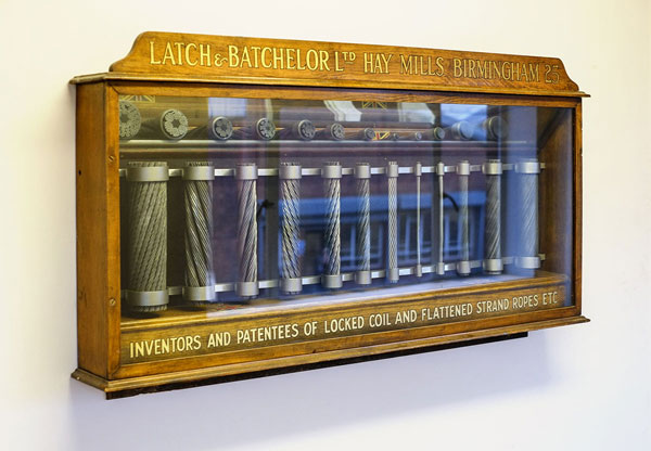 History-rope-box