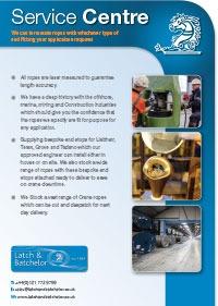Service Centre sheet